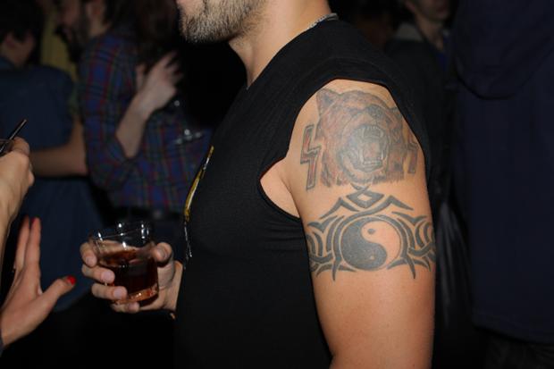 Детали: Репортаж с вечеринки Punk Yard в клубе «Солянка». Изображение № 13.