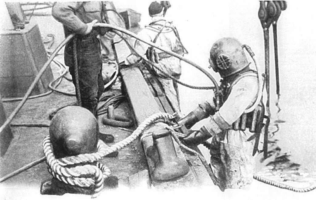 Подводная братва: Все о вооружении боевых пловцов. Изображение № 2.