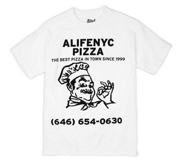 Американская марка Alife представила весеннюю коллекцию футболок. Изображение № 9.