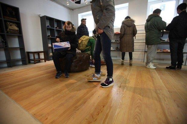 Московский магазин Sneakerhead переехал в новое помещение. Изображение № 8.