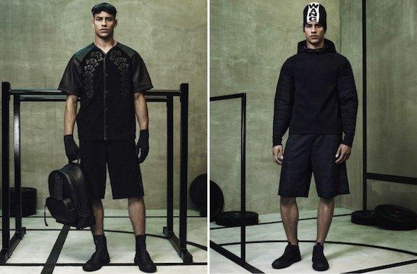 Александр Вэнг представил спортивную коллекцию для H&M. Изображение № 3.
