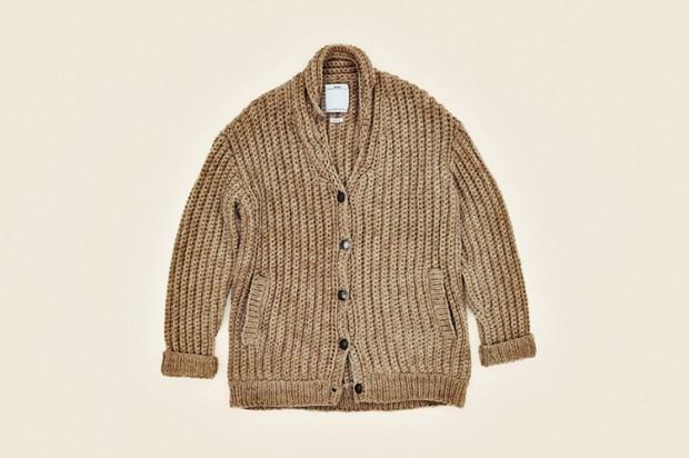 Японская марка Visvim выпустила осеннюю коллекцию одежды. Изображение № 9.