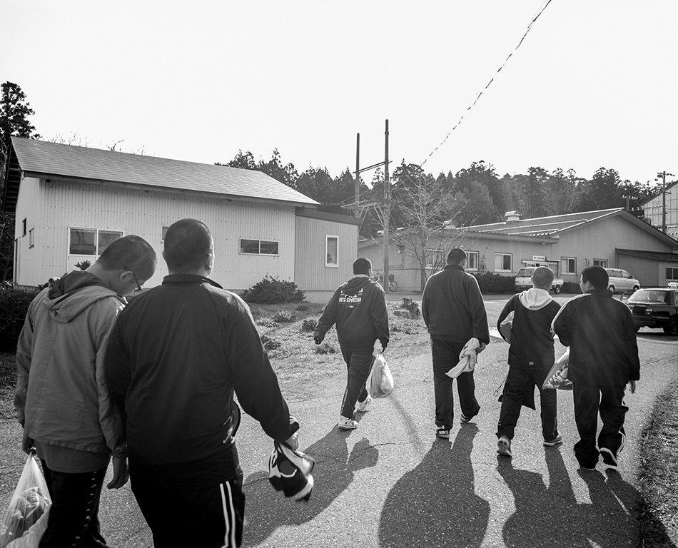 Как тренируются в борцовских школах сумо. Изображение № 1.