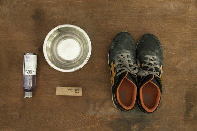 Совет: Как чистить кроссовки. Изображение № 3.