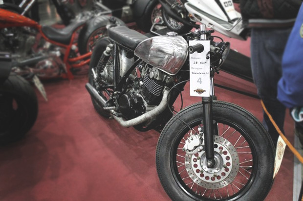 Лучшие кастомные мотоциклы выставки «Мотопарк 2012». Изображение № 12.