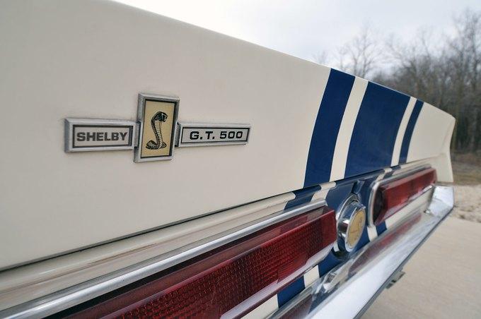 В США на аукционе продали самый дорогой Ford Mustang. Изображение № 17.