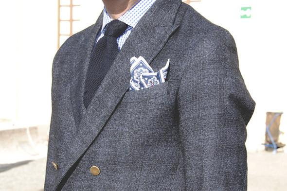 Итоги Pitti Uomo: 10 трендов будущей весны, репортажи и новые коллекции на выставке мужской одежды. Изображение № 150.
