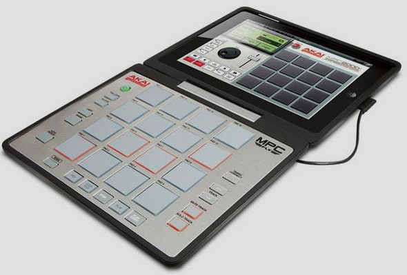 Компания Akai выпустила контроллер для iPad. Изображение № 1.