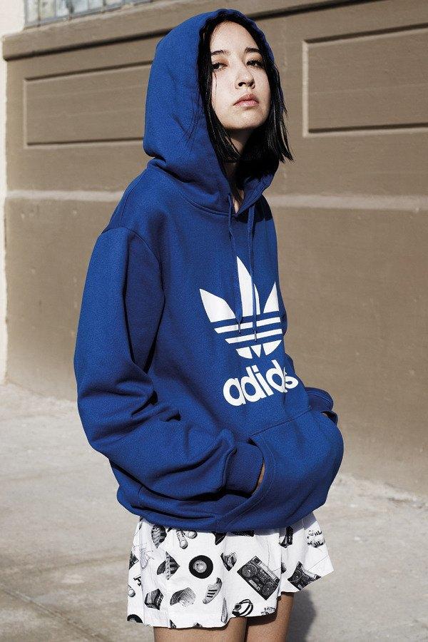 Adidas Originals выпустили лукбук новой весенней коллекции. Изображение № 15.