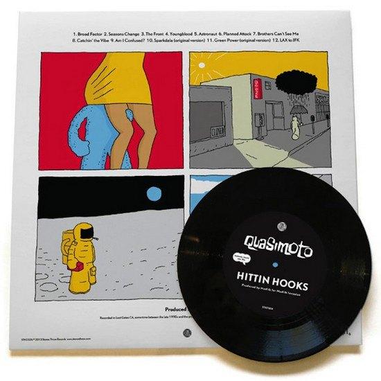 Мадлиб выпустит компиляцию редких записей своего проекта Quasimoto. Изображение № 3.