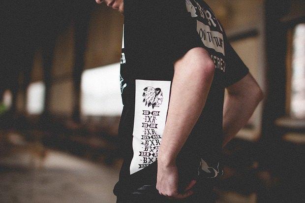 Марка Born x Raised опубликовала новый лукбук. Изображение № 5.