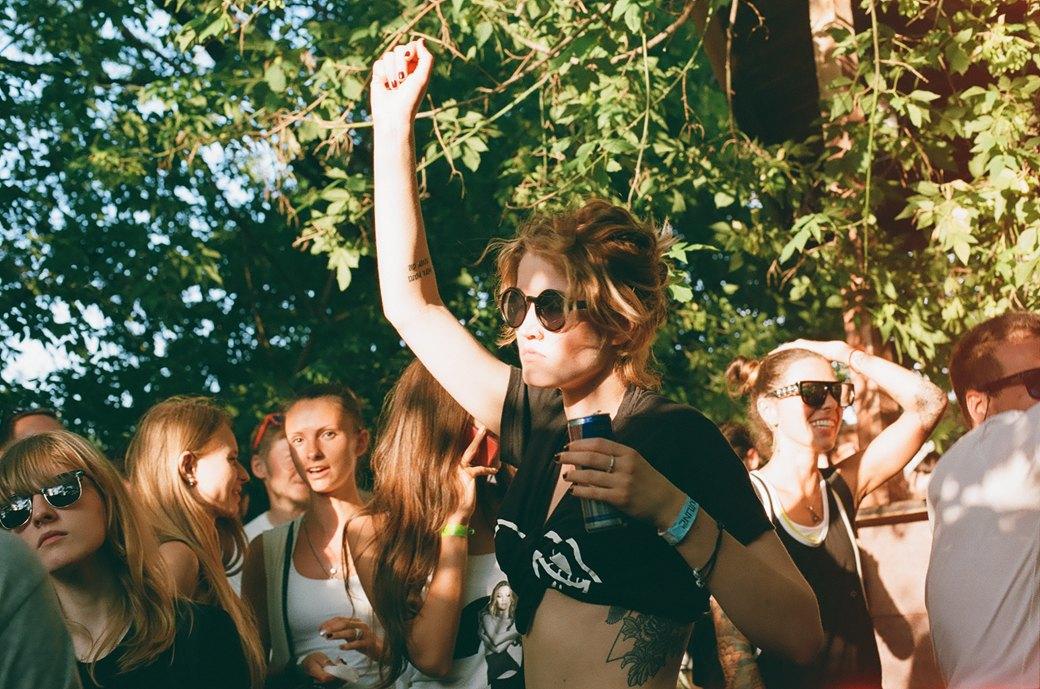 Фоторепортаж: Фестиваль Outline на Карачаровском механическом заводе. Изображение № 48.