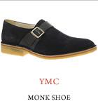 Монк Ами: Мужские туфли на застежке. Изображение №32.