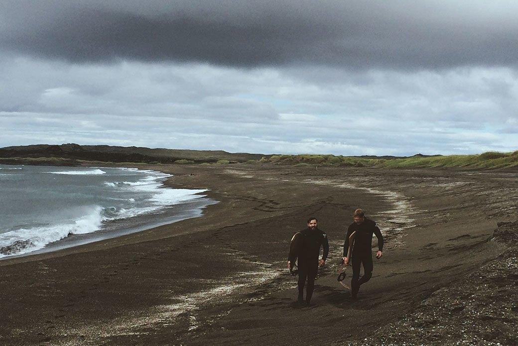 Как мы проехали всю Европу на мотоциклах, чтобы посёрфить у берегов Исландии. Изображение № 17.