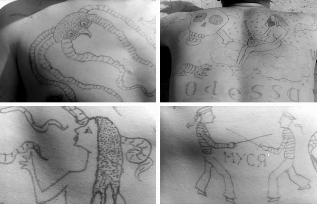 Чтобы помнили: Гид по стилям и истории советской татуировки. Изображение № 4.