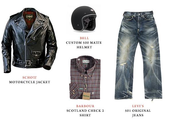 Motorcycle Club: современная мода на ретро-байки. Изображение № 32.