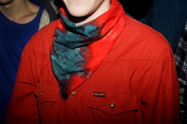 Детали: Репортаж с вечеринки Punk Yard в клубе «Солянка». Изображение № 21.