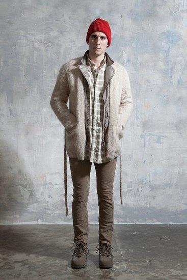 Японская марка Nonnative выпустила лукбук осенней коллекции одежды. Изображение № 20.