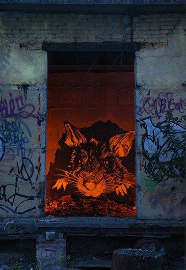 Умер уличный художник Паша 183. Изображение № 14.