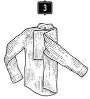 How to: Как сложить рубашку. Изображение №4.