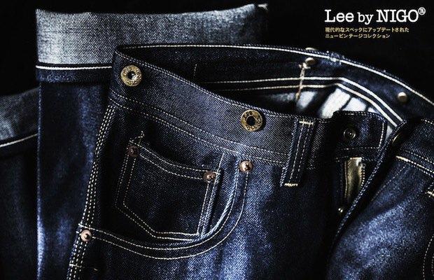 Ниго и марка Lee выпустили капсульную коллекцию . Изображение № 1.