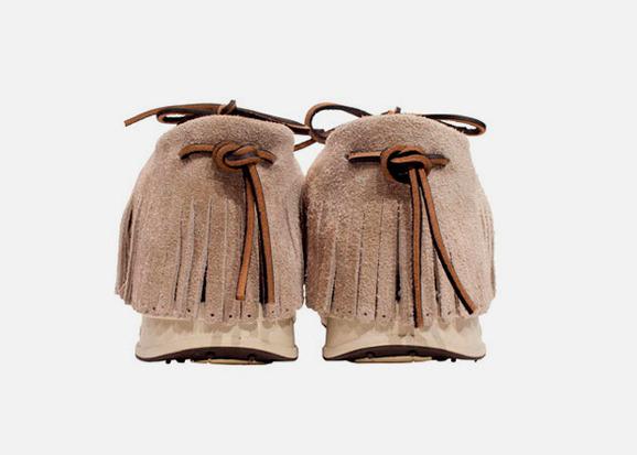 Японская марка Visvim выпустила осеннюю коллекцию обуви. Изображение № 8.