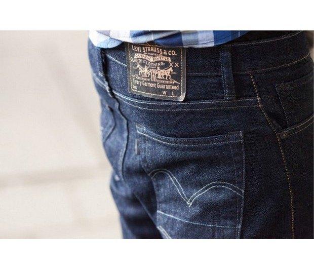 Марка Levi's Streetwear представила весеннюю коллекцию одежды. Изображение № 5.