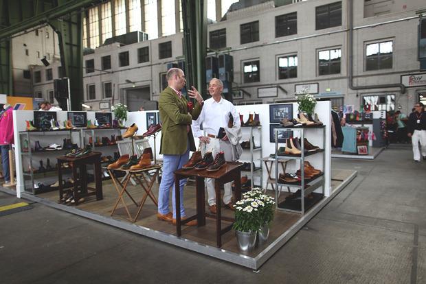 Детали: Фоторепортаж с выставок Bread & Butter, Capsule и открытия магазина Stussy в Берлине. Изображение № 55.