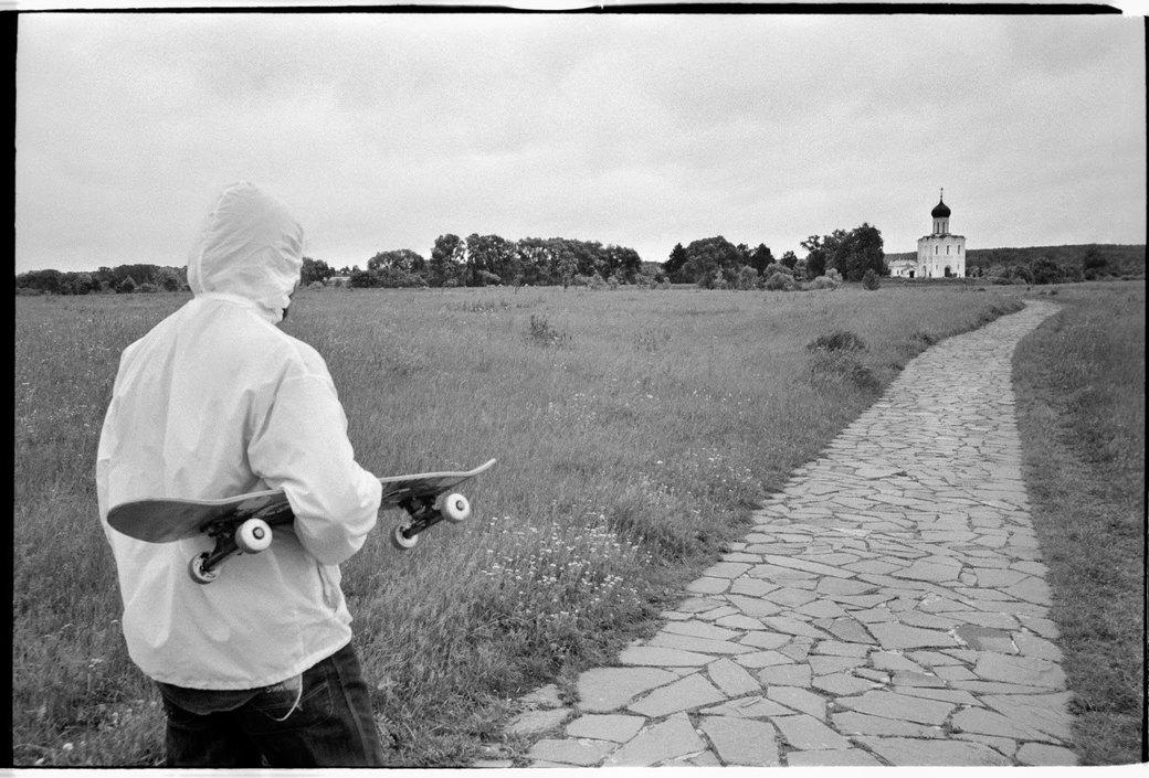 Лишние люди и сакральная Русь в фотографиях Барабаки. Изображение № 21.