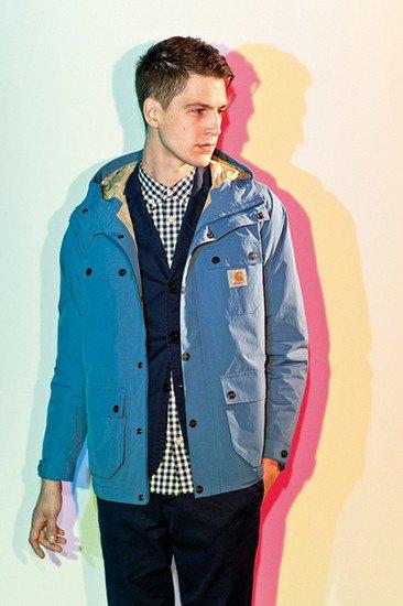 Марка Carhartt WIP выпустила лукбук весенней коллекции одежды. Изображение № 2.
