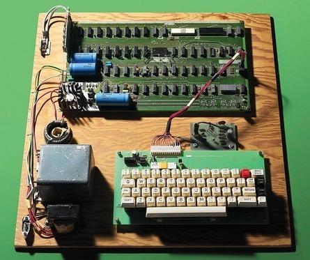 Первый компьютер Apple продали на аукционе за рекордную сумму. Изображение № 3.