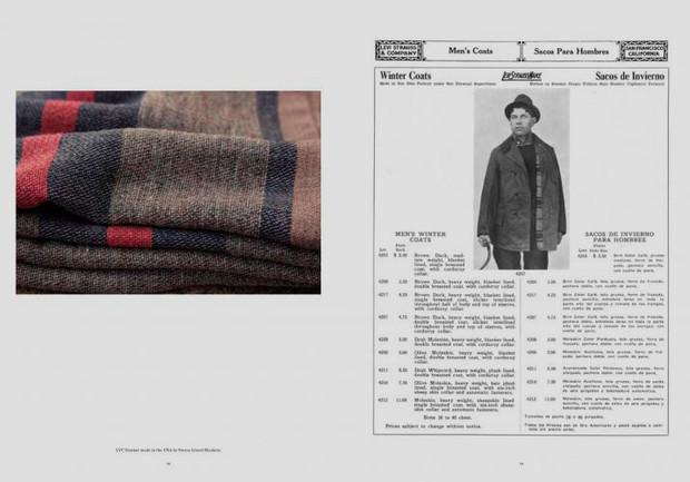 Марка Levi's Vintage Clothing выпустила лукбук осенней коллекции одежды. Изображение № 2.