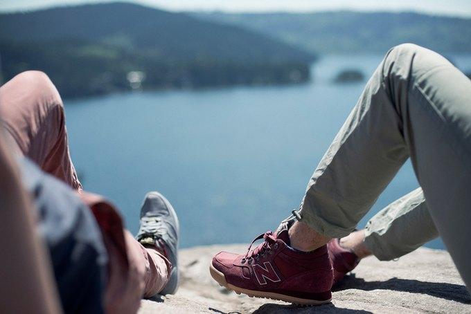 Марки Herschel и New Balance выпустили новый осенний лукбук. Изображение № 7.