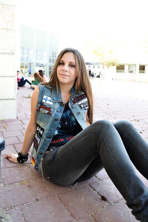 Battle Jackets: Tumblr-блог, посвящённый жилетам с нашивками. Изображение № 3.