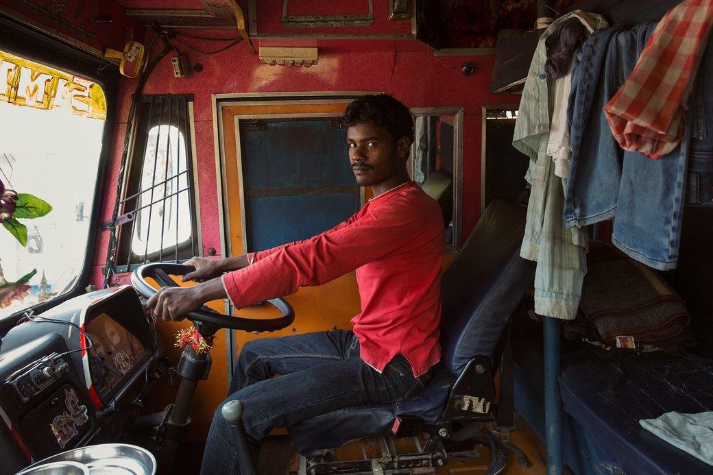 Я и друг мой грузовик: Индийские дальнобойщики и их автомобили. Изображение № 5.