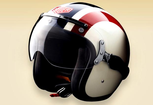 Шлем TAG Heuer Steve McQueen. Изображение № 17.