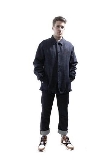 Марка Black Scale опубликовала лукбук осенней коллекции одежды. Изображение № 4.