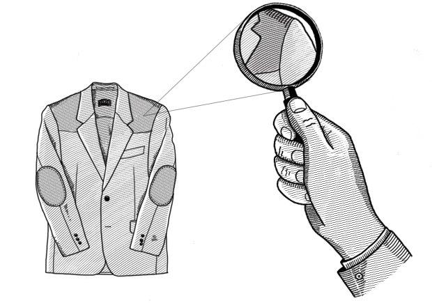 Внимание к деталям: Для чего нужны заплатки на пиджаках. Изображение № 1.