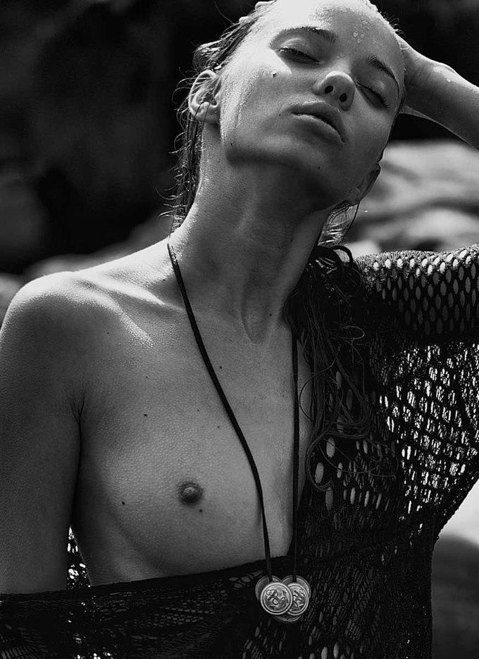 Аттилио Д'Агостино сфотографировал Светлану Клак для нового номера журнала Polanski. Изображение № 13.