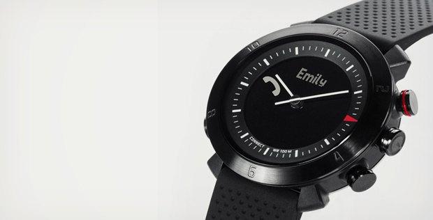 Дизайнерское бюро ConnecteDevice выпустили первые аналоговые «умные» часы. Изображение № 2.