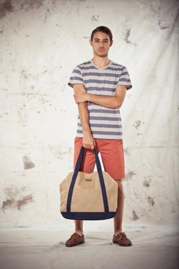 Марка Obey выпустила лукбук весенней коллекции одежды. Изображение № 2.