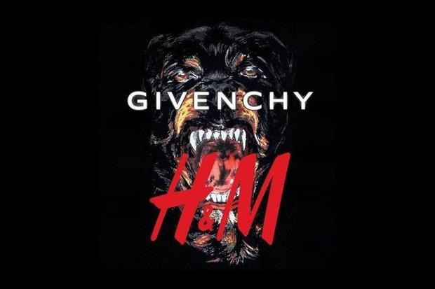 H&M может выпустить совместную коллекцию одежды с Givenchy. Изображение № 1.
