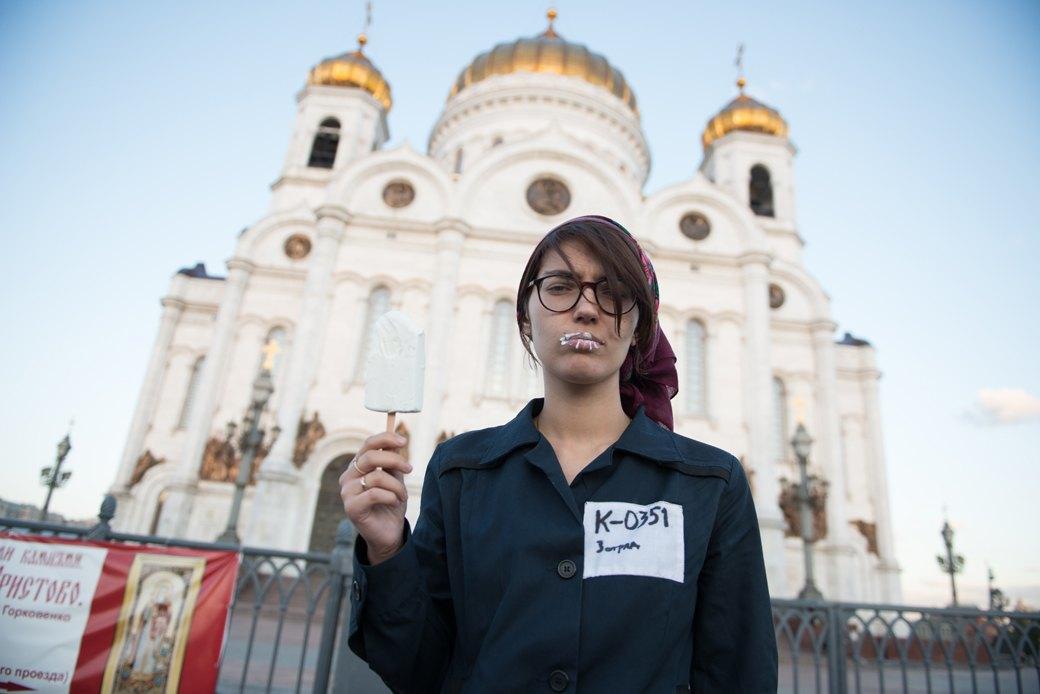 Не бойся: Катрин Ненашева о перформансах, своей выставке и женщинах в российских тюрьмах. Изображение № 6.