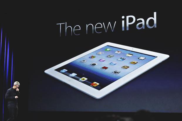 Новый iPad и его основные технические характеристики. Изображение № 1.