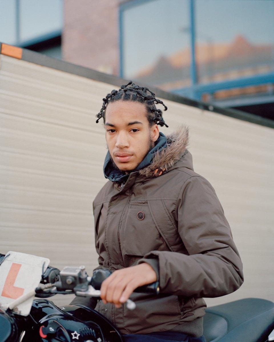 Фотопроект: Лондонские гопники и их мотоциклы. Изображение № 30.