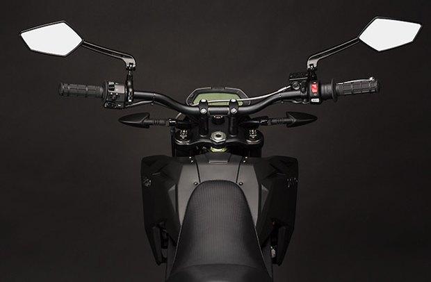 Компания Zero Motorcycles анонсировала новый электромотоцикл. Изображение № 4.