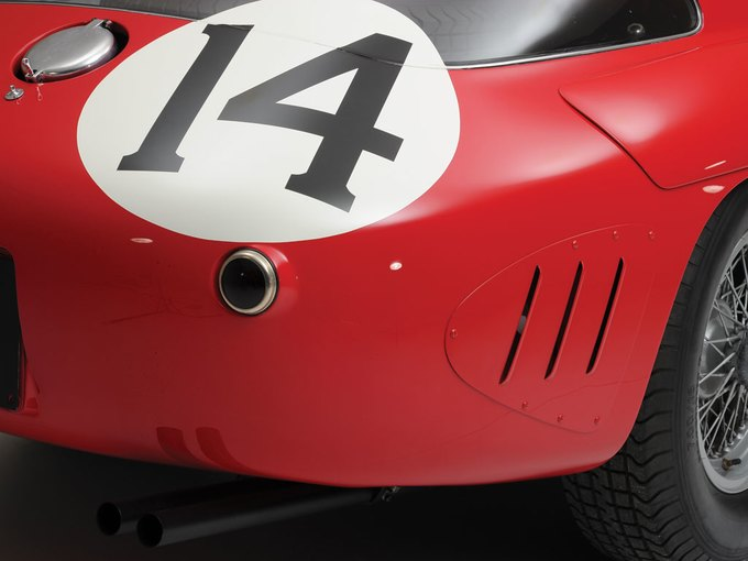 Раритетный Ferrari 340/375 MM Berlinetta продали за 10 миллионов евро. Изображение № 13.