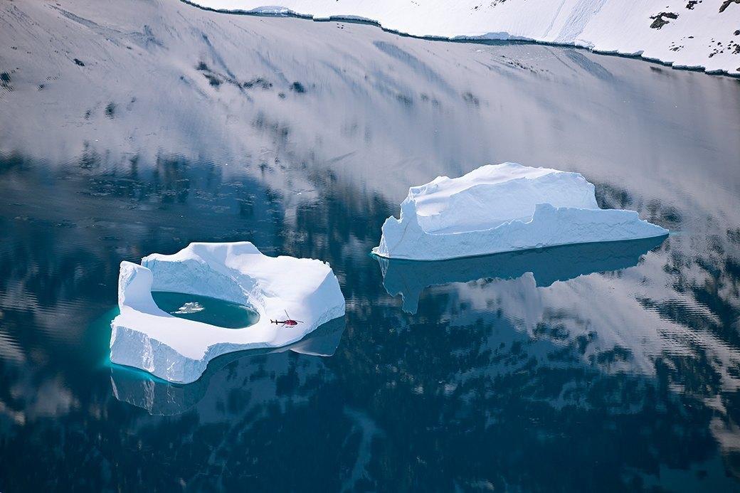 Фотопроект: 10 лет катания по самым экстремальным горам планеты . Изображение № 21.