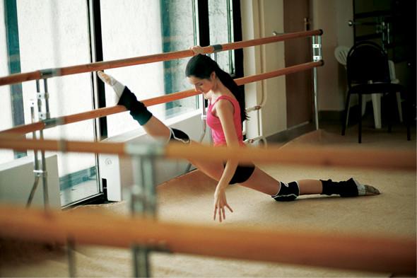 Классические формы: Танцовщица. Изображение № 4.