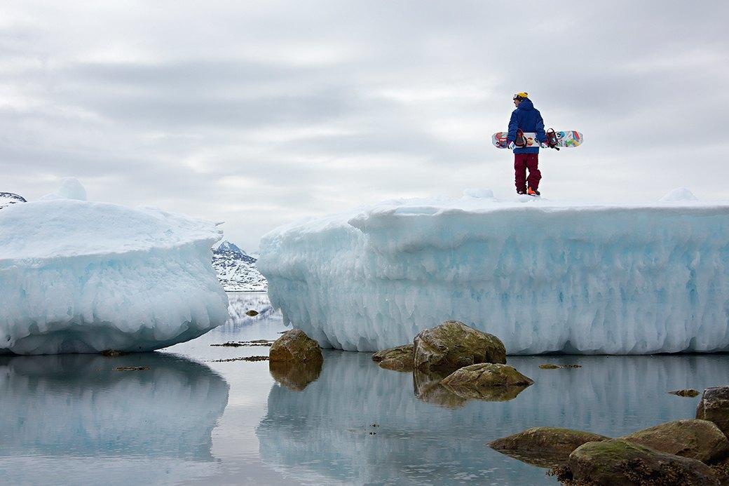 Фотопроект: 10 лет катания по самым экстремальным горам планеты . Изображение № 24.
